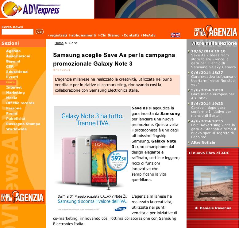 Galaxy Note 3_ Promo