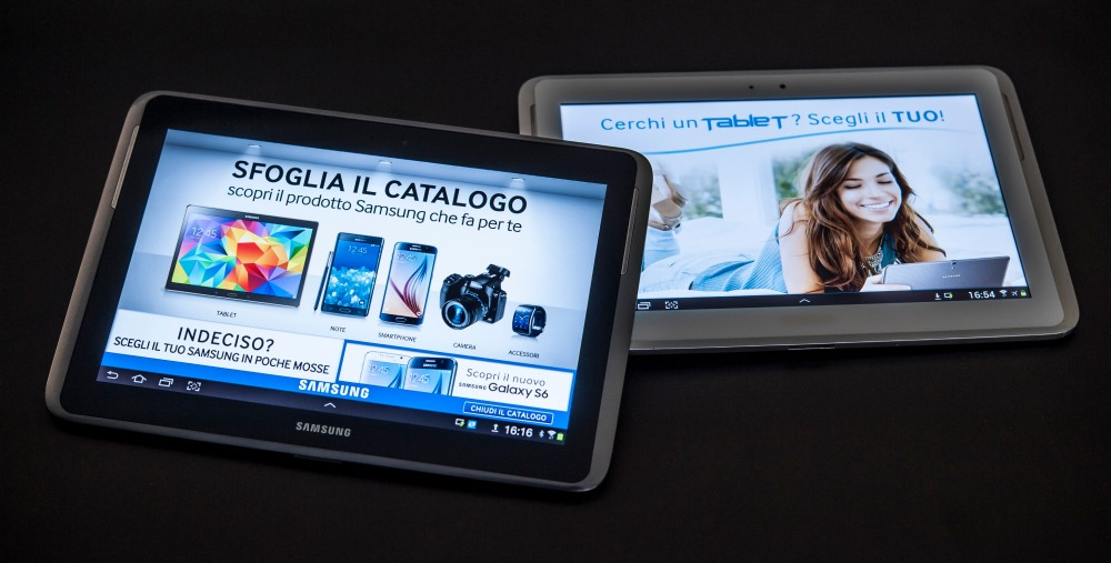 Samsung catalogo