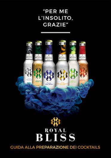Royal Bliss lista Cocktali